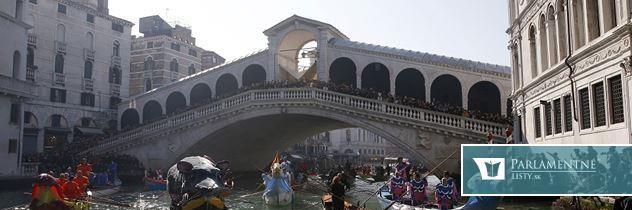 Benátky v referende po piaty raz odmietli autonómnu administratívu