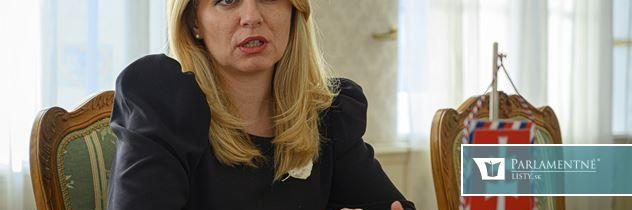 Využite všetky možnosti, ako sa zúčastniť na voľbách, vyzýva prezidentka Slovákov v zahraničí