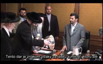 """VIDEO: Pravoverní ortodoxní židia, vysvetľujú prečo sú """"antisionisti"""", prečo originálni židia bojujú proti sionistom. Stretnutie rabína s iránskym prezidentom v roku 2007"""