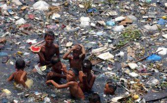 95% plastů v oceánech pochází ze zemí třetího světa