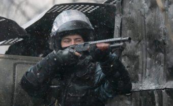"""Ukrajinští poslanci proti amnestii """"střelcům"""" na Majdanu!"""