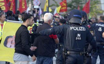 Kurdsko-turecké boje o Vídeň se stupňují. Ještě nedávno tam žili Rakušané.