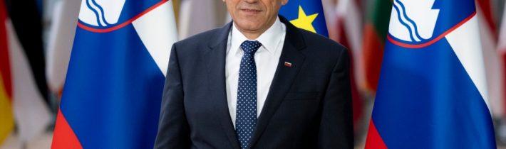 Slovinský premiér Janša: Nepripojíme sa k Vyšehradskej štvorke