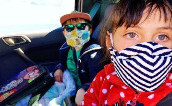 Roušky u dětí ohrožují nejen zdraví, ale i život!