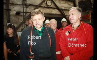 Peter Čičmanec komunista, uhľobarón, oligarcha, Moskovský absolvent, riaditeľ
