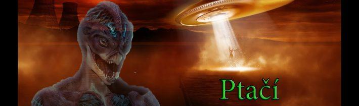 Viktor Petrovič Kostrykin – UFO a Ptačí Mimozemšťané 2.část