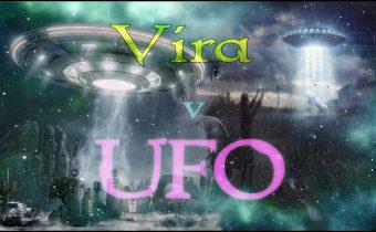 Víra v UFO