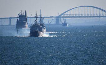 Rusi robia poriadky v Čiernom mori, Pentagon zúri
