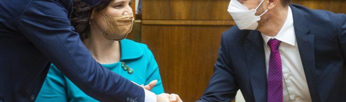 Remišová: Vláda musí Slovensku tvrdo slúžiť. Reštart 2.0 začal