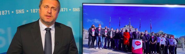 VIDEO: Pellegriniho podraz a zneužitie referenda na propagáciu Hlasu-SD