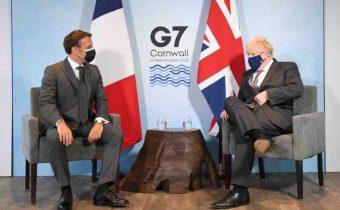 Brexit jablkom sváru – Macron a Johnson sa na samite G7 pohádali