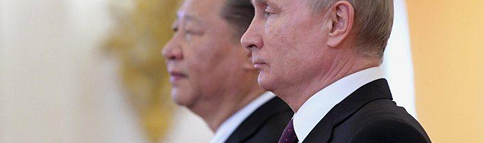"""""""Tanec"""" Ruska a Číny čoraz viac znepokojuje USA"""