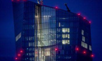 Európska centrálna banka bude naďalej nakupovať dlhopisy vysokým tempom