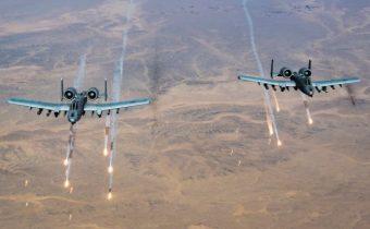 Americké letectvo zintenzívňuje útoky na Taliban