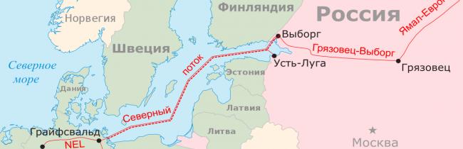 """MZV USA: Dokončenie výstavby """"Nord Stream"""
