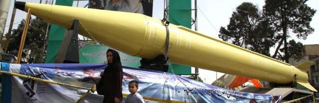 Irán je blízko k zostrojeniu jadrovej bomby