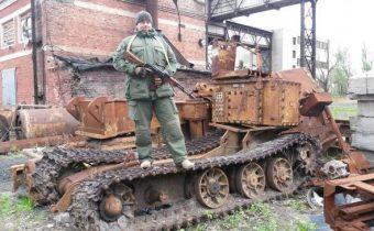 """""""Je to smiešne!"""" – český dobrovoľník bojujúci na Donbase sa vyjadril k 20-ročnému trestu"""