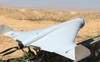 Ruský dron zabil vodcu sýrskych teroristov