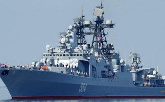 Rusko a Čína vykonávajú prvú spoločnú hliadku v Pacifiku